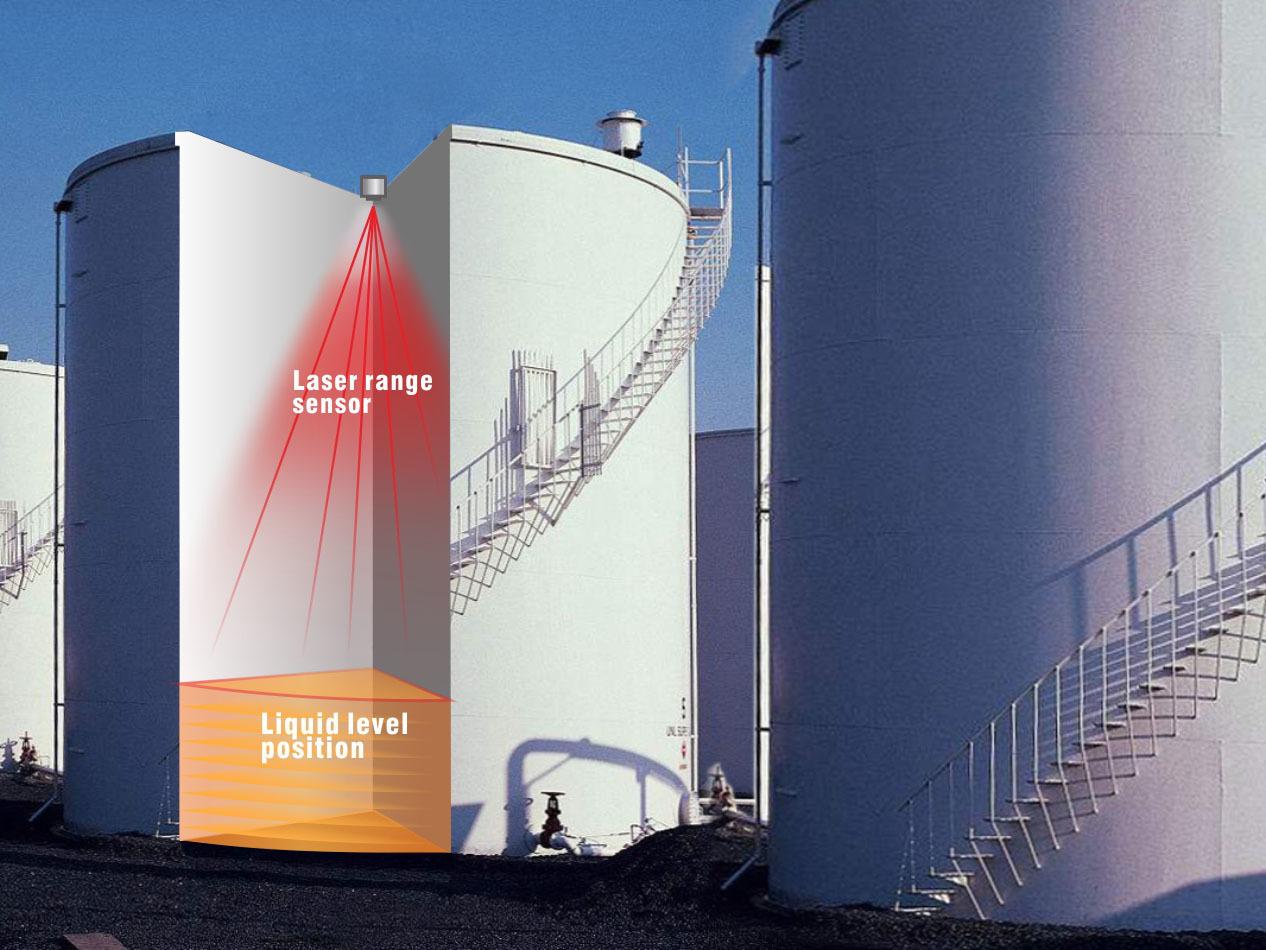 Intelligent monitoring of crude oil storage