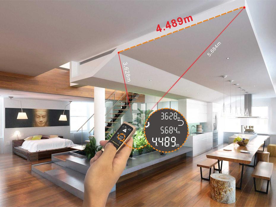 Laser ranging applications