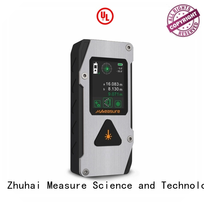 accurate measurement handhold UMeasure Brand laser distance measurer