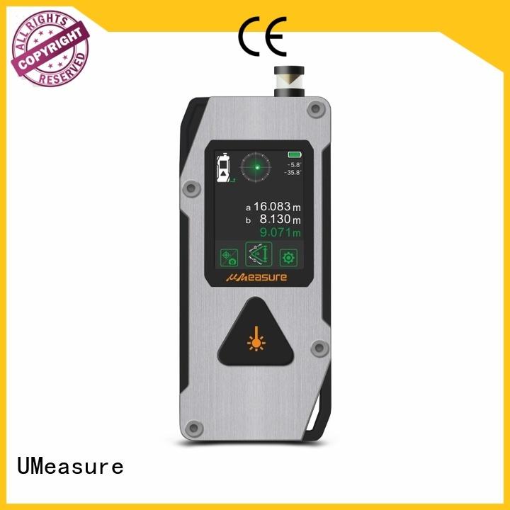Quality UMeasure Brand screen pythagorean laser distance measurer