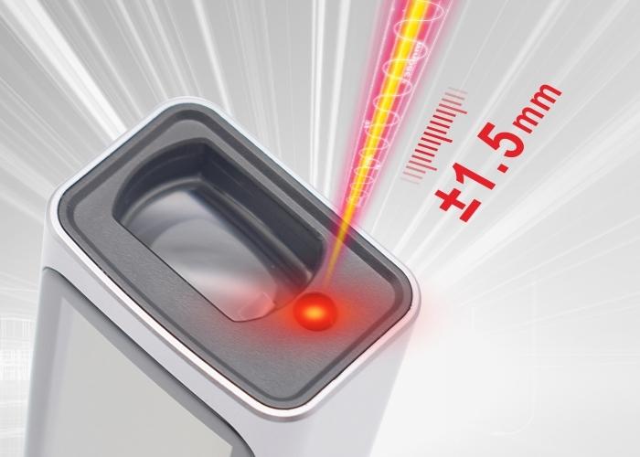 laser range meter eyesafe household laser distance measurer focal UMeasure Brand