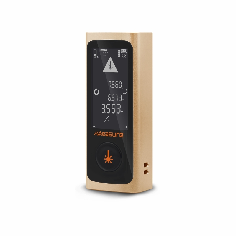 laser range meter carrying laser distance measurer UMeasure Brand