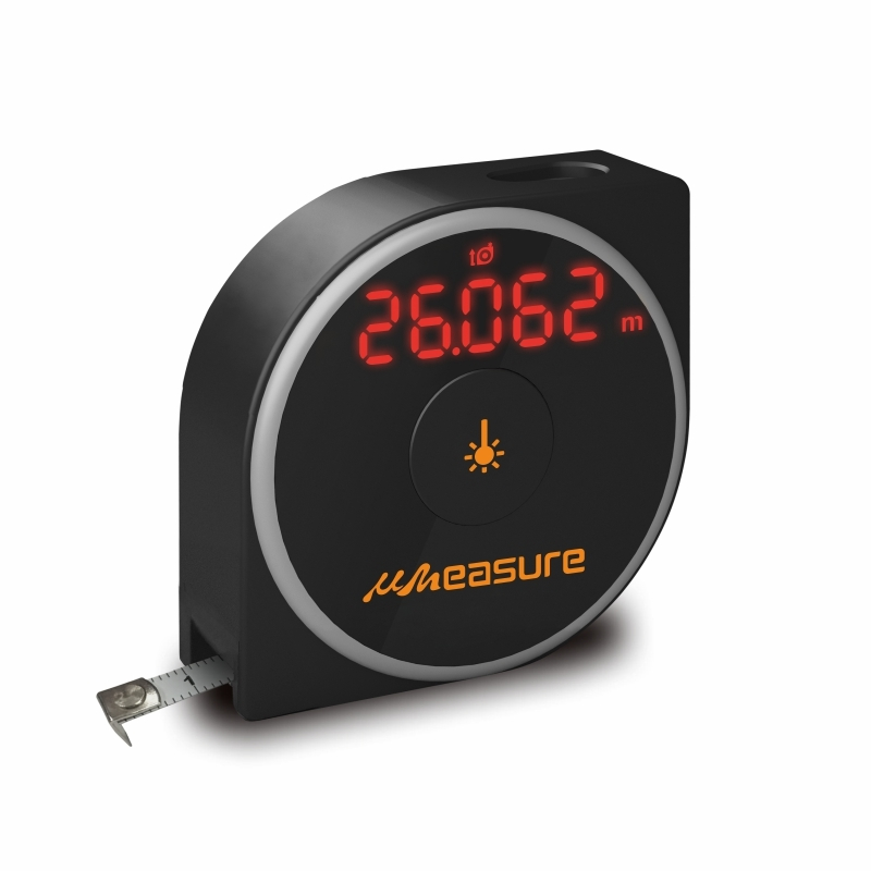 20M/40M Umeasure laser measuring tape for sale MS7-D/20