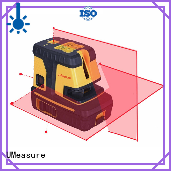 auto wall msrg arrival multi line laser level UMeasure Brand