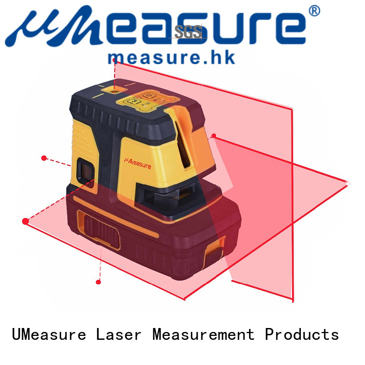 UMeasure Brand degree surround multi line laser level self supplier
